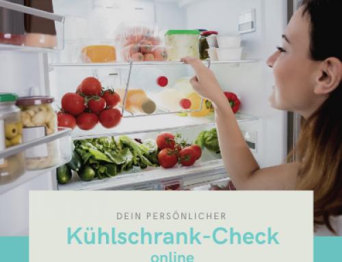 Kühlschrank-Check